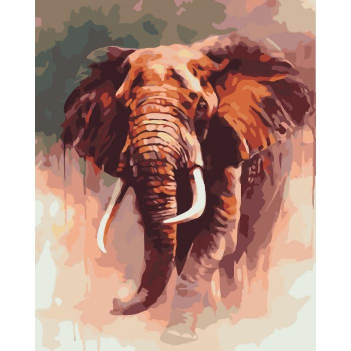 Картина по номерам Идейка - Царское достоинство 40x50 см (КНО4076)