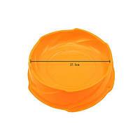 Арена для бейблейдов Bayblade 27 см оранжевая, фото 1