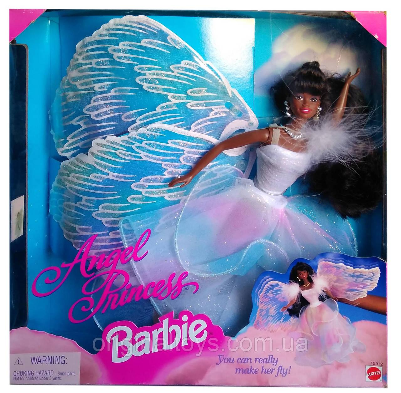 Коллекционная кукла Барби Принцесса ангел Barbie Angel Princess 1996 Mattel 15912