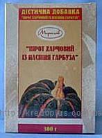 Шрот пищевой из семян тыквы 300г