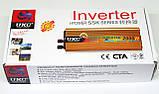 Инвертор UKC 1500W 24V Преобразователь тока AC/DC Gold 24V в 220V, фото 7