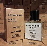 Тестер Armand Basi In Red Eau de Parfum (Арманд Баси Ин Ред О Де Парфюм), 50 мл (лицензия ОАЭ), фото 1
