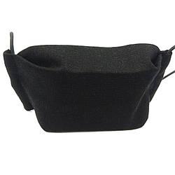Защитная маска для лица многоразовая трехслойная Mark II Черная
