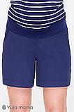 Свободные шорты для беременных в минималистичном стиле SAFO SH-20.011, фото 5