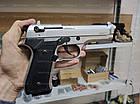 Стартовый пистолет Retay Mod 92 (Chrome), фото 3