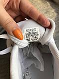 Мужские белые кроссовки reebok оригинал натуральная кожа, фото 3