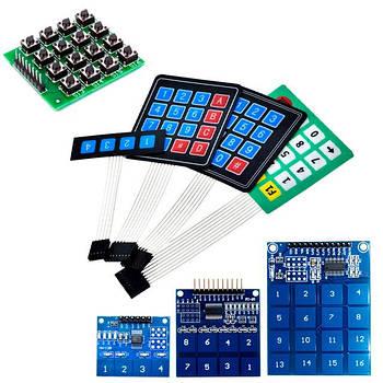 Клавиатуры Arduino
