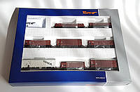 Roco 44002 набор из 8 вагонов принадлежности Deutschen Bundesbahn, масштаба 1/87,H0