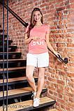 Свободные шорты для беременных в минималистичном стиле SAFO SH-20.012, фото 5