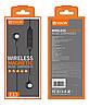 Беспроводные наушники-гарнитура с микрофоном Yison Bluetooth E13 Черные - Фото