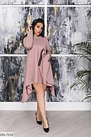 Женское платье свободного кроя. Большие размеры 50-64