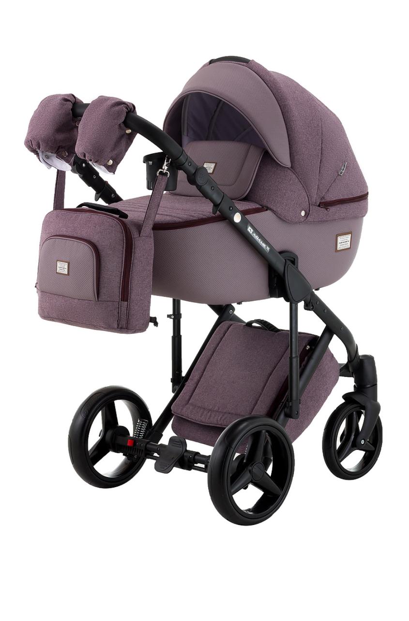 Дитяча універсальна коляска 2 в 1 Adamex Luciano  CR 224
