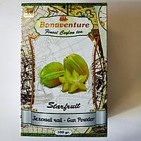 "Чай зелений ""Starfruit"" Bonaventure карамболь 100 грам"