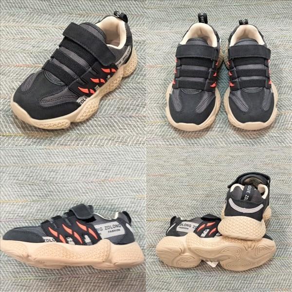Акуратні кросівки на хлопчика, Zdlong 19978 фото