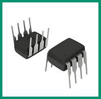 Микросхема UC3843B DIP8