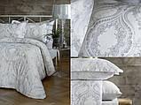 Комплект постельного белья  160*220 TM PAVIA Nora grey, фото 2