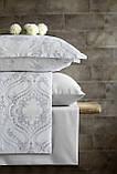Комплект постельного белья  160*220 TM PAVIA Nora grey, фото 3