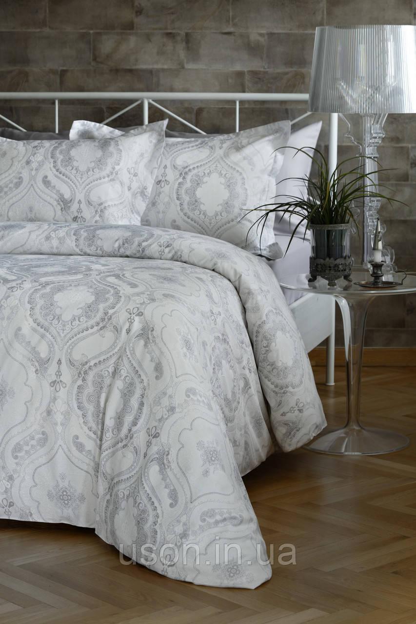 Комплект постельного белья  160*220 TM PAVIA Nora grey