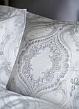 Комплект постельного белья  160*220 TM PAVIA Nora grey, фото 4