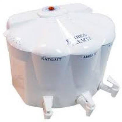 Электроактиватор воды Эковод ЭАВ-6 Жемчуг с блоком