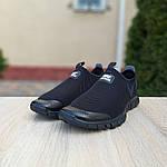 Мужские кроссовки Nike Free Run 3.0 (черные) 10052, фото 3