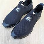 Мужские кроссовки Nike Free Run 3.0 (черные) 10052, фото 6