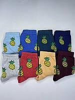 Носки женские с рисунком, фото 1