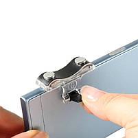 Триггеры Baseus G9 для PUBG Mobile / Геймпад для смартфона, Тригеры для телефона, ПУБГ, ПАБГ Джойстик, Трігіри, фото 4