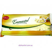 Сыр Эмменталь  Emmental 400г, Milbona