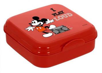 "Ланч бокс пласт. ""Herevin Disney Mickey Mouse"" №29293"