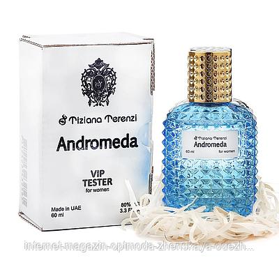 Тестер унисекс Tiziana Terenzi VIP Andromeda, 60 мл, производитель Объединенные Арабские Эмираты