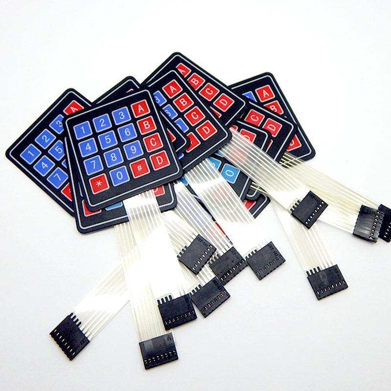 Клавиатура Arduino мембранная многокнопочная