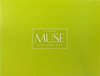 """Альбом для ескізів склейка 40арк. A4+ """"Muse"""" Sketch №PB-GB-040-031/Школярик/(1)(44)"""