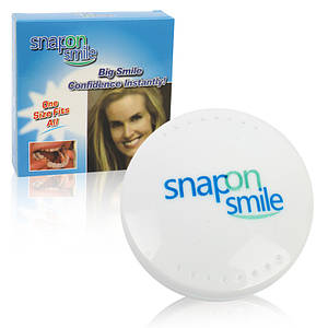 Съемные виниры для зубов Veneers Snapon 26 141127