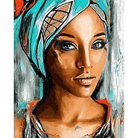 Картина по номерам Красота с Востока, 40x50 см., Babylon