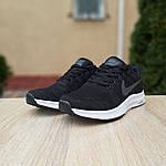 Мужские кроссовки Nike Zoom (черно-белые) 10050, фото 2