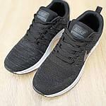 Мужские кроссовки Nike Zoom (черно-белые) 10050, фото 6