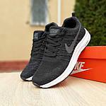 Мужские кроссовки Nike Zoom (черно-белые) 10050, фото 9