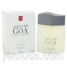 Туалетная вода для мужчин Lotus Valley Aqva De Goa 100 мл