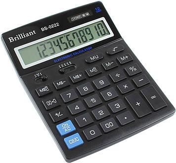 "Калькулятор ""Brilliant"" №BS-0222"