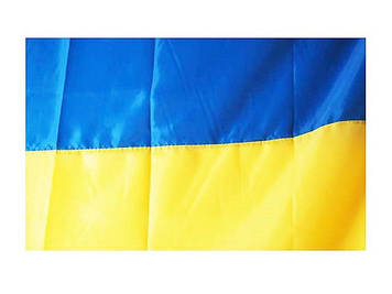 Прапор України (атлас) 133х94см(1)