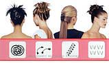 Набір заколок Hairagami ( шпильки для волосся Хэагами), фото 6