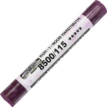 """Крейда-пастель """"Koh-i-noor"""" """"TOISON D'OR""""№8500/115 темно фіолетово-пурпуровий(12)"""
