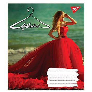 Зошит 24арк. кліт. YES Fashion №764095(320)