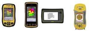 Картографические GPS
