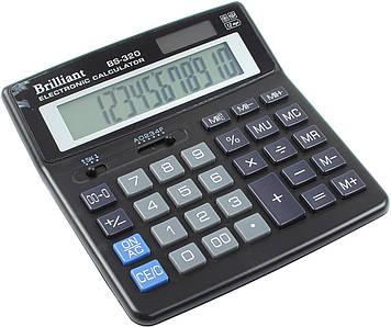"Калькулятор ""Brilliant"" №BS-320(12-розряд.)"