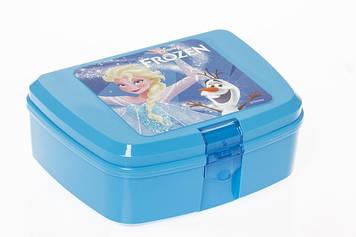 """Ланч бокс пласт. """"Herevin Disney Frozen"""" герметичний №56145/161853-073/54561"""