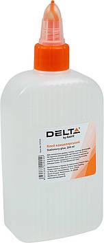 """Клей канц. """"Delta by Axent"""" №7223 200мл ковпачок-дозатор(1)(65)"""