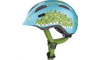 Велошлем  ABUS SMILEY 2.0 Blue Croco