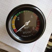 Указатель давления масла 0-6; 0-10; 0-16 механический (комплект)